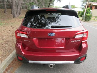 2018 Subaru Outback B6A MY18 2.5i CVT AWD Premium Red 7 Speed Constant Variable Wagon