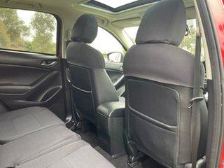 2014 Mazda CX-5 KE1031 MY14 Akera SKYACTIV-Drive AWD Soul Red 6 Speed Sports Automatic Wagon