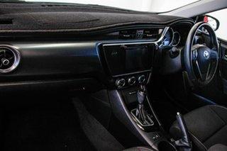 2017 Toyota Corolla ZRE182R MY17 Ascent Sport Blue Gem 7 Speed CVT Auto Sequential Hatchback