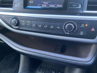 2020 Toyota Kluger Kluger 4x2 GX 3.5L Petrol Automatic Wagon Eclipse Black Automatic Wagon