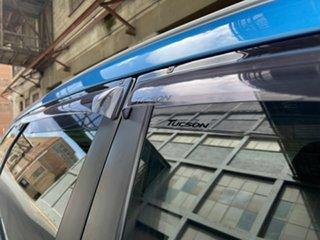 2015 Hyundai Tucson TLE Elite AWD Blue 6 Speed Sports Automatic Wagon