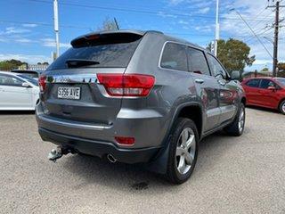 2012 Jeep Grand Cherokee WK MY2013 Overland Grey 6 Speed Sports Automatic Wagon.
