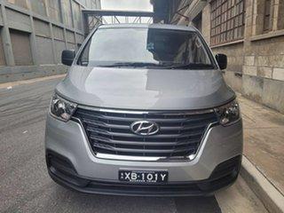 2020 Hyundai iLOAD TQ4 MY21 Silver 5 Speed Automatic Van.