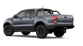 2021 Ford Ranger PX MkIII 2021.75MY Sport Meteor Grey 6 Speed Sports Automatic Double Cab Pick Up