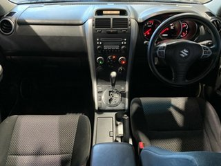 2005 Suzuki Grand Vitara JB Black 5 Speed Automatic Wagon