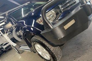 2011 Mitsubishi Triton MN MY11 GL-R Double Cab 4x2 Black 5 Speed Manual Utility.