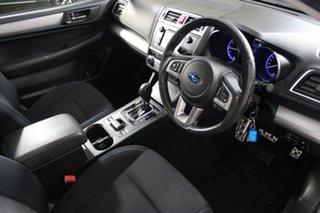2015 Subaru Liberty B6 MY16 2.5i CVT AWD Grey 6 Speed Constant Variable Sedan