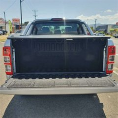 2014 Ford Ranger PX XLS Silver 6 Speed Sports Automatic Utility