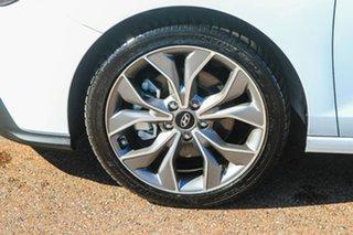 2021 Hyundai i30 PD.V4 MY22 N Line Polar White 6 Speed Manual Hatchback
