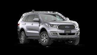 2021 Ford Everest UA II Trend Aluminium 6 Speed Automatic.