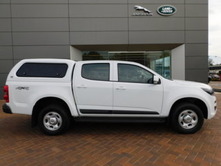 2020 Holden Colorado RG MY20 LS Pickup Crew Cab White 6 Speed Sports Automatic Utility.