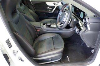 2019 Mercedes-Benz A-Class W177 800+050MY A180 DCT 7 Speed Sports Automatic Dual Clutch Hatchback