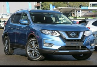 2021 Nissan X-Trail T32 MY21 ST-L X-tronic 2WD Marine Blue 7 Speed Constant Variable Wagon.