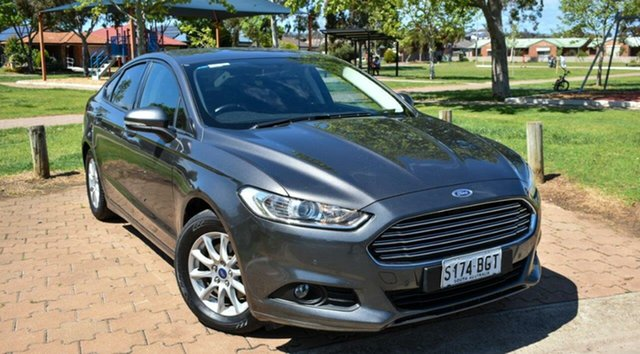 Used Ford Mondeo MD Ambiente Ingle Farm, 2015 Ford Mondeo MD Ambiente Grey 6 Speed Sports Automatic Hatchback