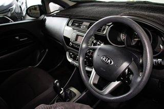 2015 Kia Rio UB MY15 S Grey 6 Speed Manual Hatchback