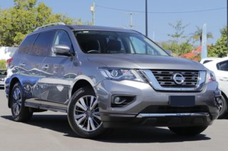 2018 Nissan Pathfinder R52 Series II MY17 ST-L X-tronic 4WD Grey 1 Speed Constant Variable Wagon.