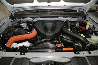 2018 Isuzu D-MAX MY17 LS-U Crew Cab Silver 6 Speed Sports Automatic Utility