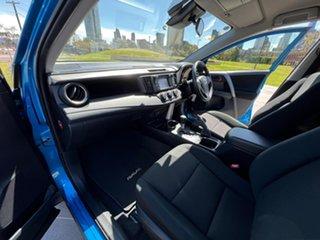 2018 Toyota RAV4 ZSA42R GX 2WD Blue 7 Speed Constant Variable Wagon