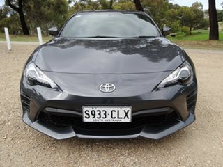 2020 Toyota 86 ZN6 GT Tornado Grey/charcoa 6 Speed Manual Coupe.