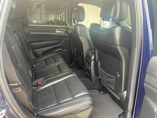 2013 Jeep Grand Cherokee WK MY2013 Overland Blue 5 Speed Sports Automatic Wagon