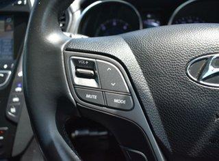 2014 Hyundai Santa Fe DM MY14 Elite White 6 Speed Sports Automatic Wagon