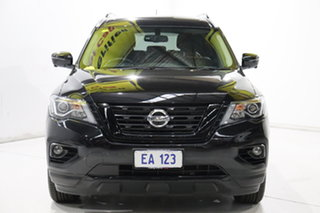 2018 Nissan Pathfinder R52 Series II MY17 ST-L X-tronic 2WD N-SPORT Black 1 Speed Constant Variable
