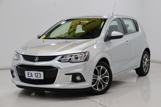 Used Holden Barina TM MY17 LS Brooklyn, 2017 Holden Barina TM MY17 LS Silver 6 Speed Automatic Hatchback
