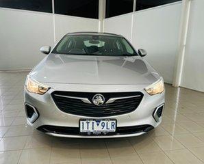 2018 Holden Commodore ZB MY18 RS Liftback AWD Silver, Chrome 9 Speed Sports Automatic Liftback.