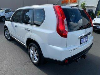 2013 Nissan X-Trail T31 Series V ST 2WD White 6 Speed Manual Wagon.