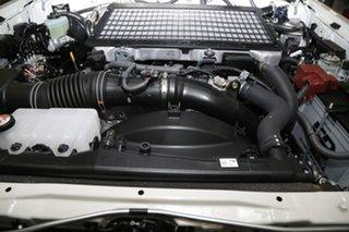 2021 Toyota Landcruiser VDJ76R GXL White 5 Speed Manual Wagon