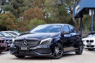 2017 Mercedes-Benz A-Class W176 808MY A180 D-CT 7 Speed Sports Automatic Dual Clutch Hatchback