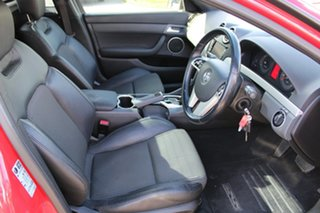 2011 Holden Ute VE II SS Red 6 Speed Sports Automatic Utility