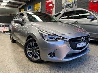 2018 Mazda 2 DJ2HAA GT Grey Sports Automatic Hatchback.