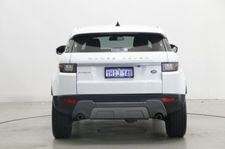 2017 Land Rover Range Rover Evoque L538 MY17 TD4 150 SE White 9 Speed Sports Automatic Wagon