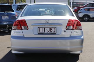 2005 Honda Civic 7th Gen MY2004 GLi Silver 4 Speed Automatic Sedan.