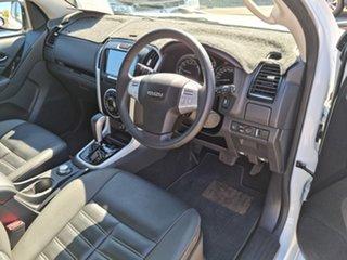 2019 Isuzu MU-X UC MY18 LS-T White 6 Speed Automatic Wagon