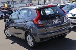 2019 Honda Jazz GF MY19 VTi Grey 1 Speed Constant Variable Hatchback.