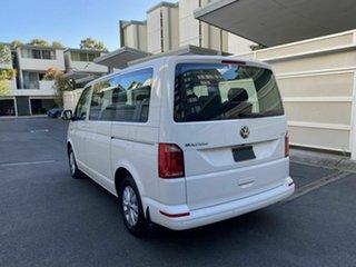 2016 Volkswagen Multivan T6 MY17 TDI340 SWB DSG Comfortline White 7 Speed