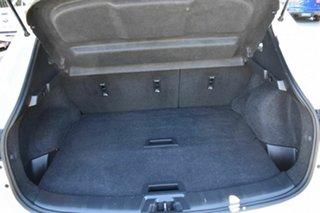 2015 Nissan Qashqai J11 TI White Continuous Variable Wagon