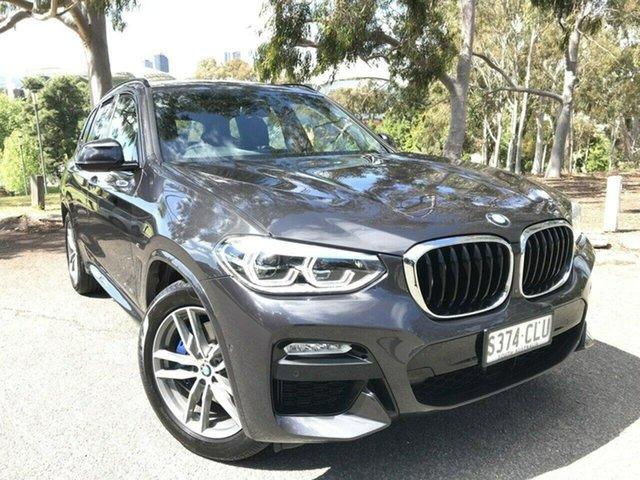 Used BMW X3 G01 xDrive30i Steptronic Adelaide, 2017 BMW X3 G01 xDrive30i Steptronic Grey 8 Speed Automatic Wagon