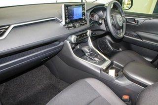 2021 Toyota RAV4 Mxaa52R GX 2WD Saturn Blue 10 Speed Constant Variable Wagon
