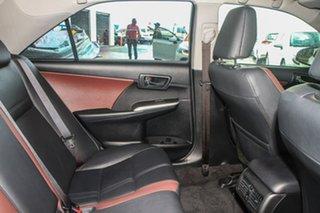 2016 Toyota Camry ASV50R MY16 Atara SX Diamond White 6 Speed Automatic Sedan
