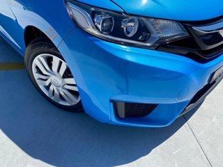 2016 Honda Jazz GF MY16 VTi Blue 1 Speed Constant Variable Hatchback.
