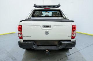2013 Holden Colorado RG MY13 LTZ Crew Cab White 5 Speed Manual Utility