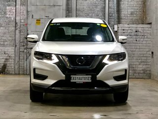 2017 Nissan X-Trail T32 Series II ST X-tronic 2WD White 7 Speed Constant Variable Wagon.