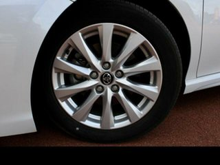 2018 Toyota Camry CAMRY 2.5L PET 6AT ASCENT SPORT 2V62150 002 Frosted White Automatic Sedan