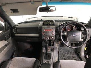 2009 Ford Ranger PK Wildtrak Crew Cab Black 5 Speed Automatic Utility