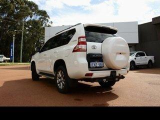 2014 Toyota Landcruiser Prado KDJ150R MY14 VX (4x4) Crystal Pearl 5 Speed Sequential Auto Wagon.