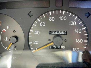2003 Toyota HiAce RZH103R White 4 Speed Automatic Van