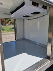 2018 Toyota Hilux Freezer & Refrigerated White Automatic Utility